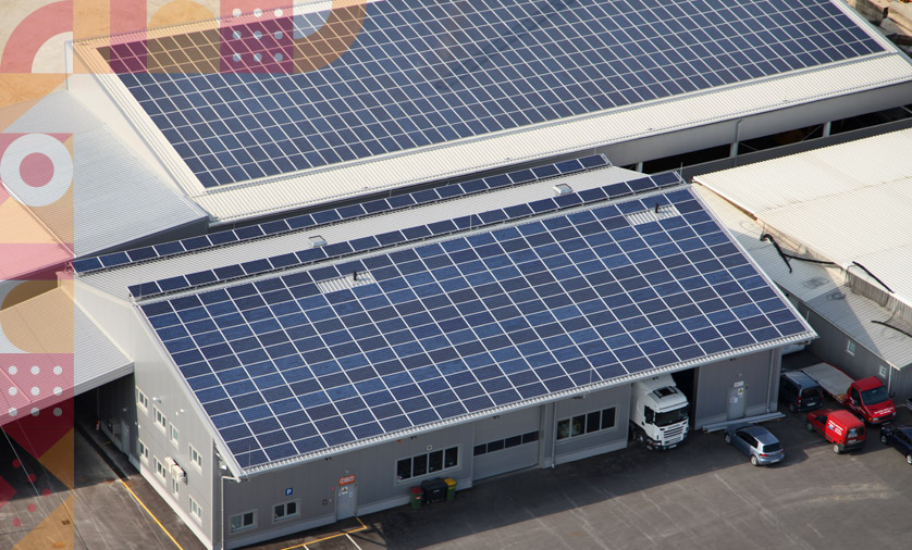 Commercial and Industrial Solar Rooftop - Mahindra Solarize
