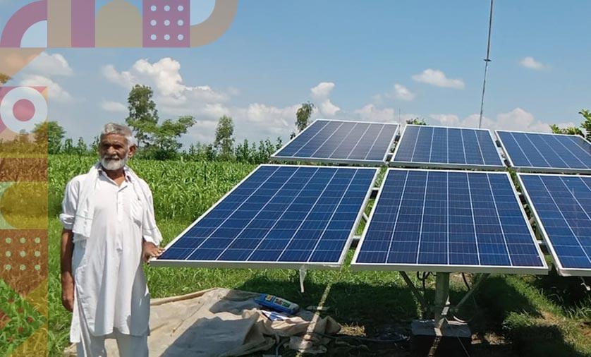Solar Water Pump - Mahindra Solarize