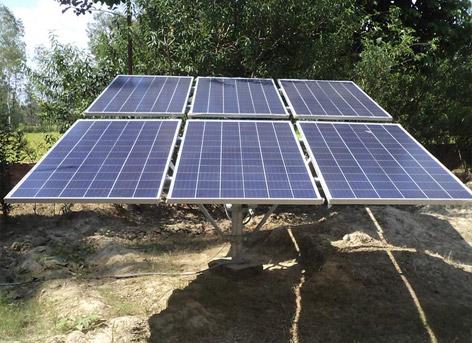 Uttar Pradesh - Mahindra Solarize