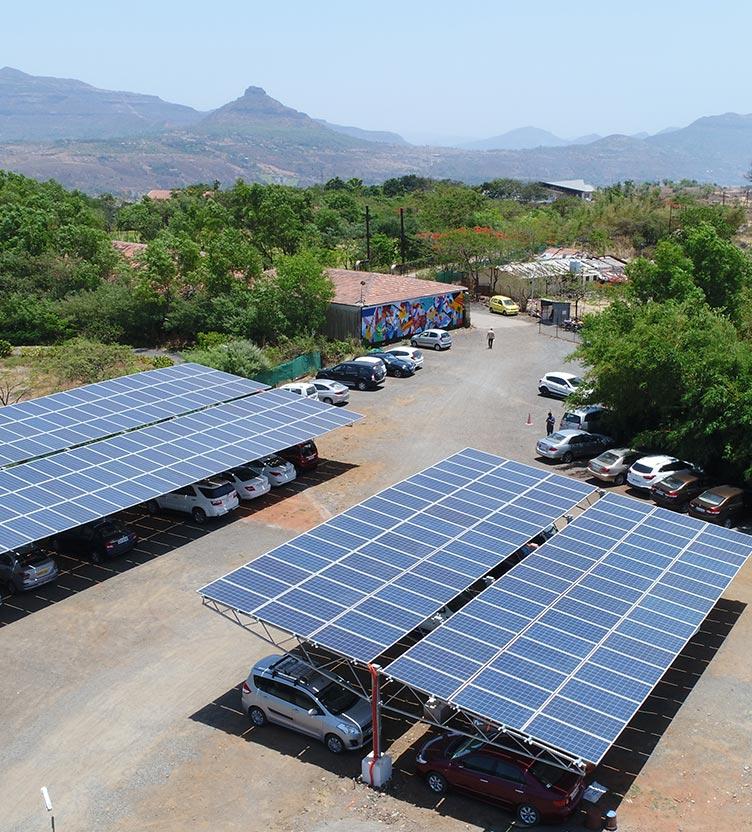 Club Mahindra - Cleantech solar - Mahindra Solarize